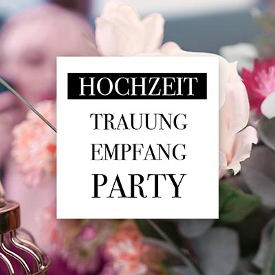 Hochzeit DJ und Sängerin München
